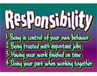 Responsibility and Ownership